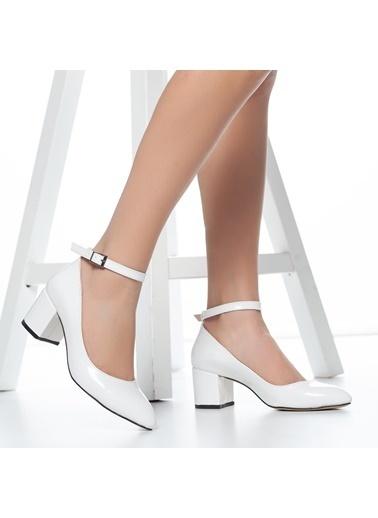 Muggo Ayakkabı Beyaz